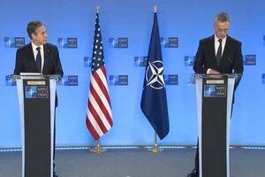 مقامات آمریکا و ناتو پیرامون توافق هستهای ایران گفتگو میکنند