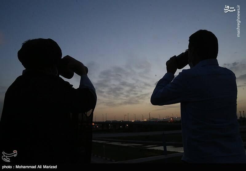 استهلال ماه مبارک رمضان-قم