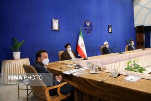 عکس/ جلسه شورای عالی هماهنگی اقتصادی سران سه قوه