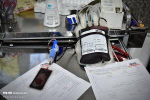 مشکل اهدای خون بعد از افطار