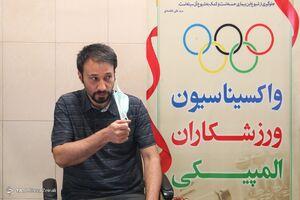 انتقاد از واکسیناسیون کاروان اعزامی به المپیک توکیو