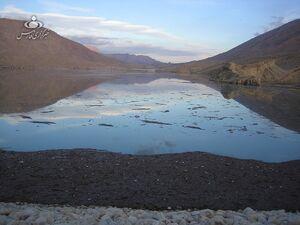 چه بلایی بر سر آب سد چلو گهره آمد؟