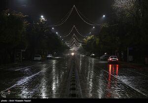 تکرار خاموشیها شبانه در تهران