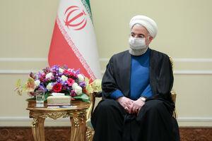 دیدار وزیر امور خارجه روسیه لاوروف با  روحانی