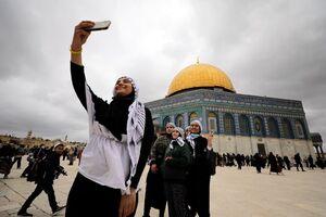 عکس/ استقبال از ماه مبارک رمضان در فلسطین