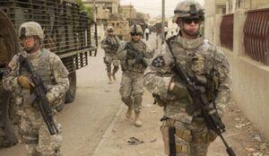 پیشنهاد سعودیها برای جایگزینی نظامیان آمریکا در عراق