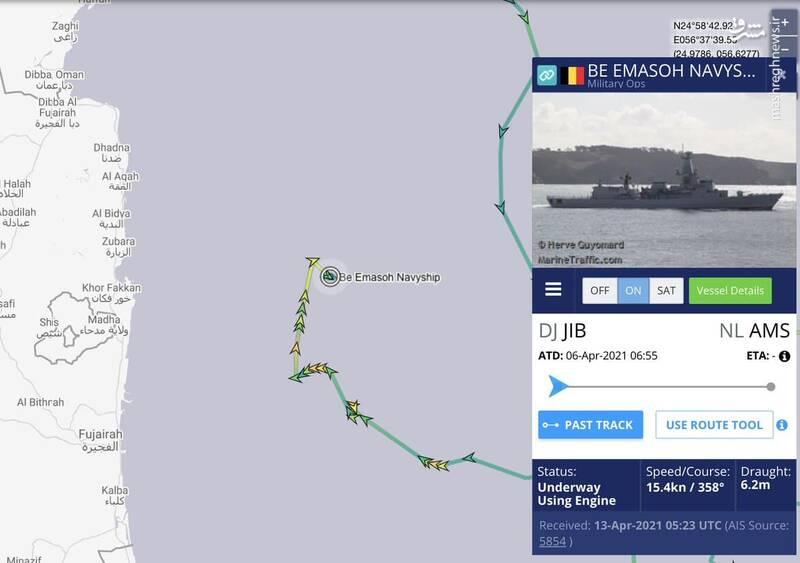 جزئیات حمله به کشتی اسرائیلی در دریای عمان +عکس