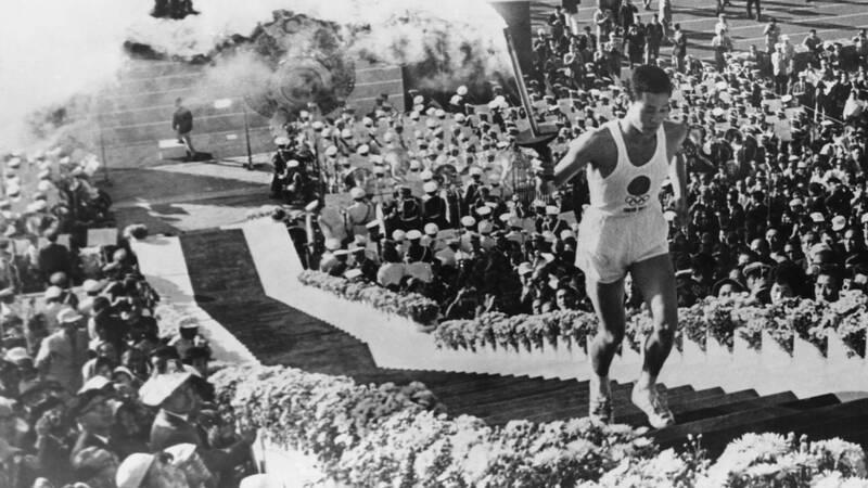 تاثیر المپیک بر بازگشت ژاپن به صحنه جهانی