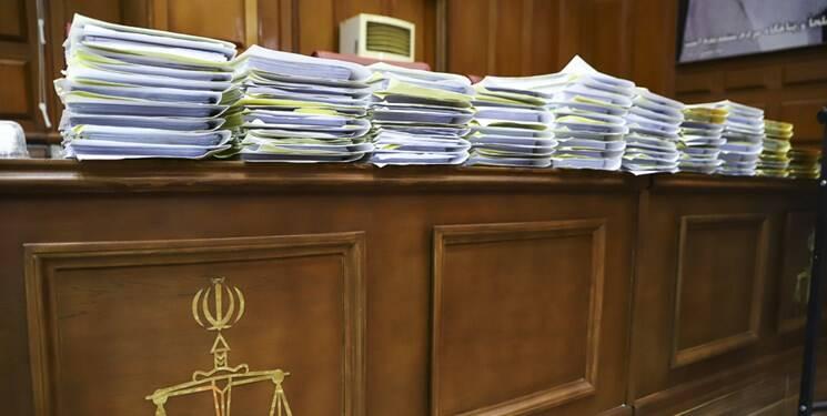 قرائت عناوین اتهامی پرونده «حسن رعیت» و ۲۱ متهم دیگر