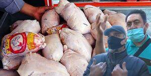 ورود۹۲۲ تن مرغ به مراکز عمده عرضه تهران