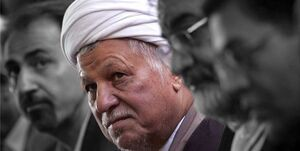 هاشمی رفسنجانی:  باید تذکرات لازم را به فائزه بدهم