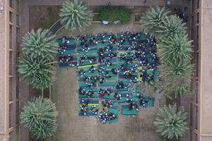 عکس/ سفرههای افطار مسلمانان سراسر دنیا