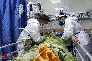 حال و هوای یک شهر زلزلهزده در بیمارستانهای تهران
