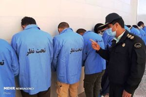 انهدام باند «اسکیمری» در تهران