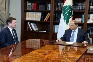 از منافع لبنان مقابل تلآویو کوتاه نمیآییم