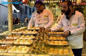 عکس/ شور و حال مردم دمشق در رمضان