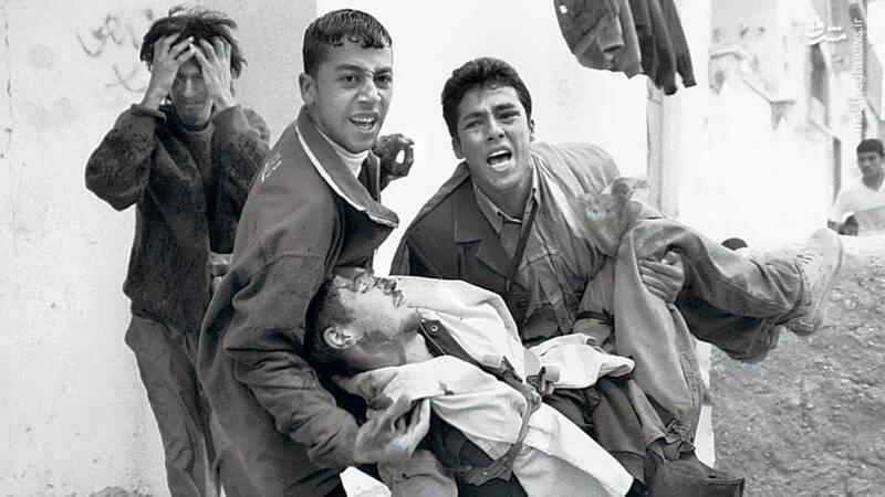 جوانی که مسلمان نبود ولی یک انسان آزاده بود +عکس