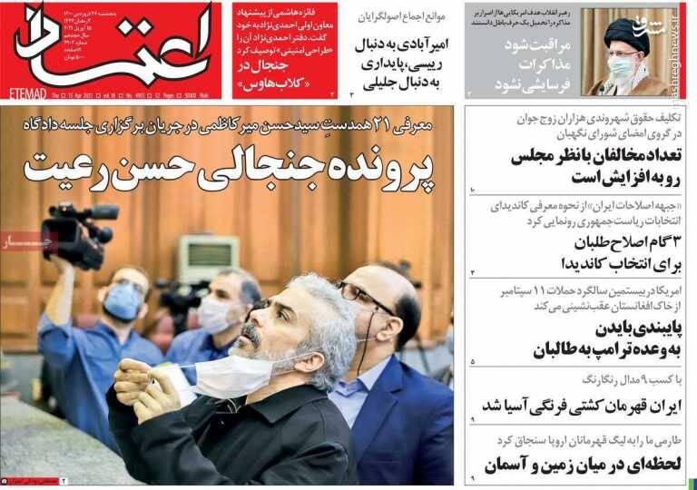 اگر همینطور پیش برویم آمریکا مجبور میشود به ایران حمله کند/ حاکمیت از خاتمی بخواهد تا به میدان بیاید