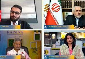 ظریف: طرح طالبان برای احیای امارت اسلامی عملی نیست