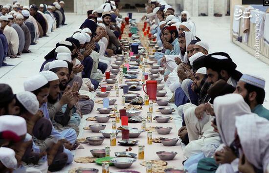 عکس/ ماه مبارک رمضان در جهان