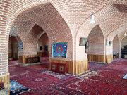 عکس/ معماری دیدنی مسجد جامع اهر