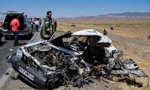 افزایش ۸۴ درصدی فوتیهای تصادفات رانندگی