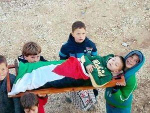 کودکانی که حتی در بازی هم یا اسیر میشوند یا شهید +عکس