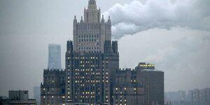 روسیه دیپلمات جاسوسِ اوکراینی را اخراج کرد