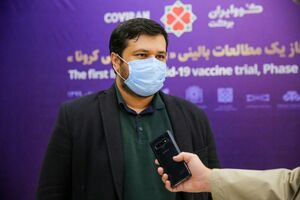 تکذیب شایعه مهاجرت عضو کلیدی تولید واکسن کوو ایران برکت