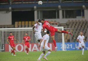 لیگ قهرمانان آسیا| شکست یک نیمهای پرسپولیس مقابل الریان