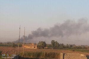 حمله خمپارهای به مقر الحشدالشعبی در کرکوک