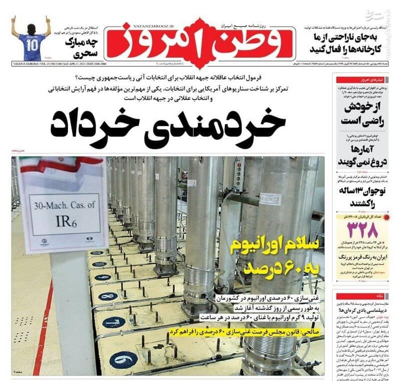 دیپلماسی بادی کرهایها!/ آقای روحانی اگر نگویید نمیگویند نگفت!/ مذاکره فرسایشی دام جدید آمریکا
