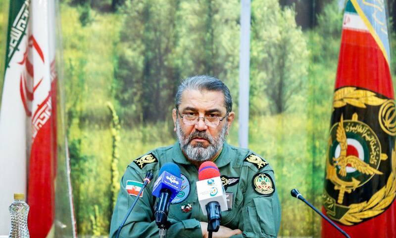 رونمایی از تجهیزات جدید هوانیروز در روز ارتش