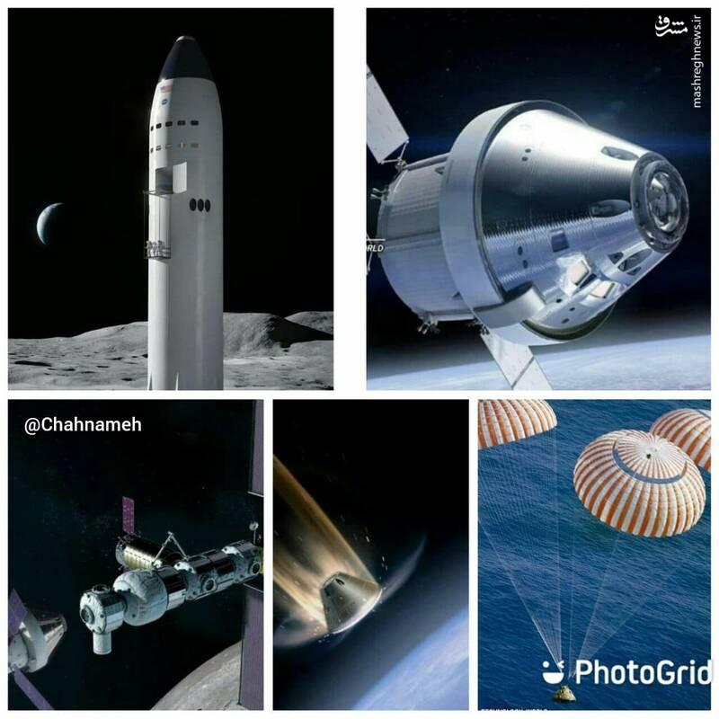 راهکار ناسا برای رسوندن ماسک به فضانوردان در ماه