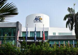 حمله شدید قطریها به AFC