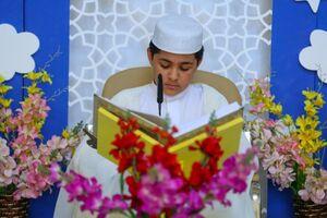 عکس/ حال و هوای ماه مبارک رمضان در حرم امام علی(ع)