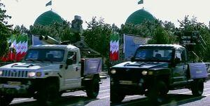 رونمایی از دو سامانه پدافندی ارتش+عکس