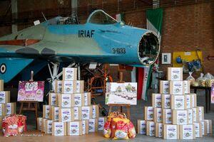 عکس/ طرح کمکهای مومنانه در روز ارتش