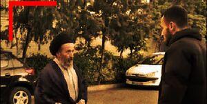فیلم/ پشت صحنه تهیه کلیپ اهانت به یک روحانی