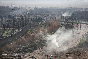 پشت پرده حاشیهسازی اوکراینیها درباره سقوط هواپیما