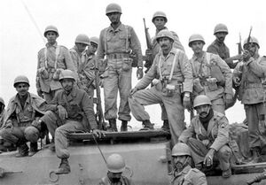 ارتش چگونه ماشین جنگی صدام را متوقف کرد؟