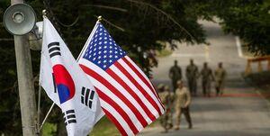 نظامی آمریکایی در کرهجنوبی با سلاح سرد مجروح شد