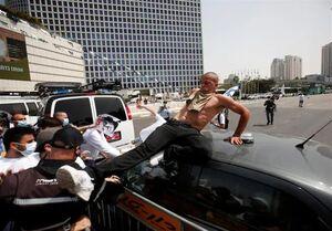 جنگ خیابانی در تل آویو