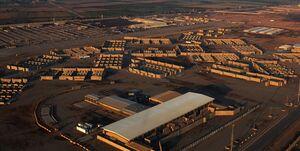 پایگاه هوایی بلد عراق