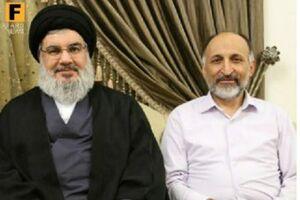 عکس/ سردار حجازی و سیدحسن نصرالله