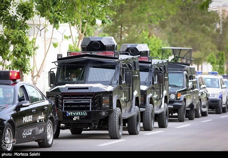 مراسم روز ارتش - اصفهان