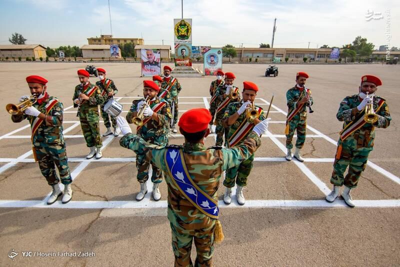 مراسم روز ارتش - اهواز