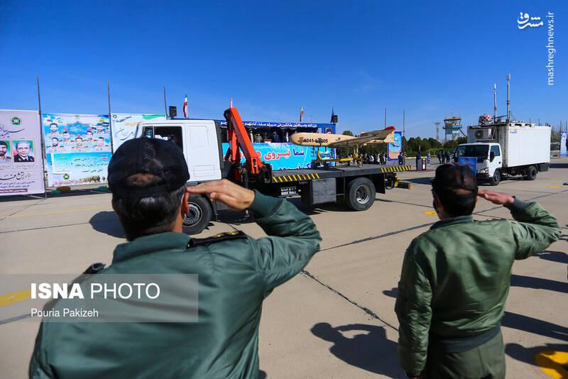 مراسم روز ارتش - همدان