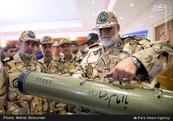 موشک جدید ایرانی سوار بر موج لیزر به شکار پهپادها میرود/ وقتی دهلاویه و تندر به کمک ارتقاء پدافند هوایی «مجید» میآیند+عکس