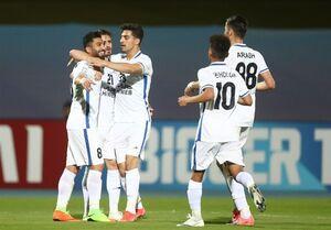 ۴ کاپیتان و ۴ گلزن برای استقلال در ۲ بازی لیگ قهرمانان آسیا + تصاویر